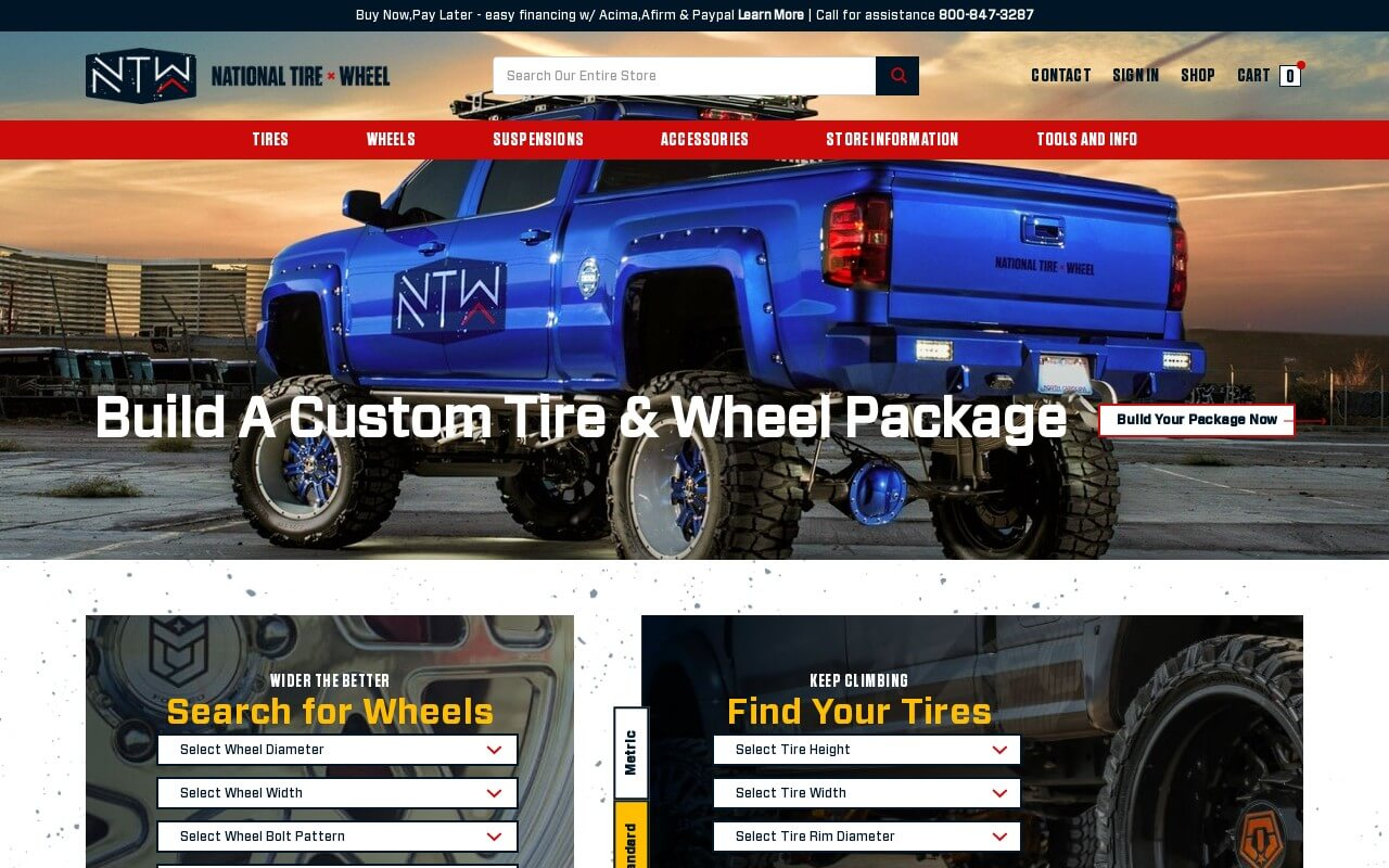 National Tire & Wheel on ReadSomeReviews