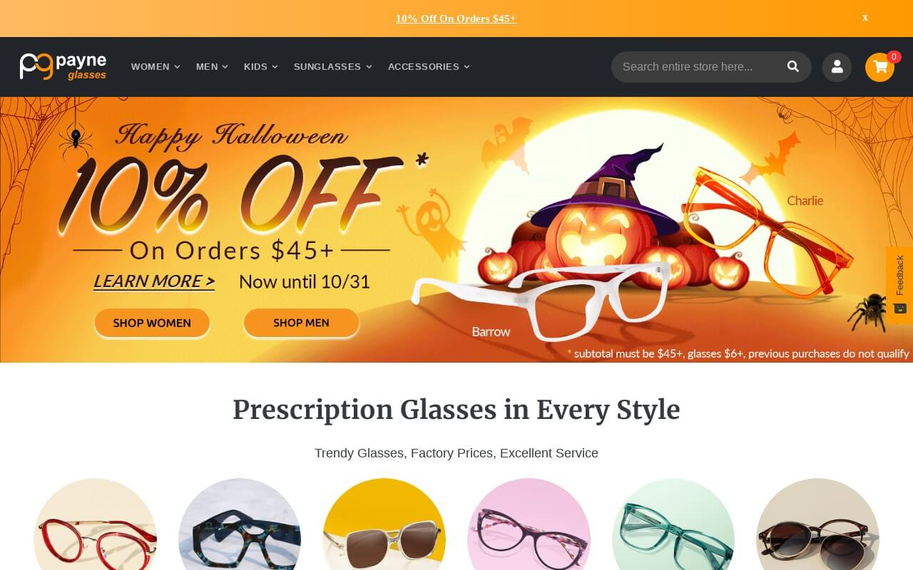 Payneglasses on ReadSomeReviews