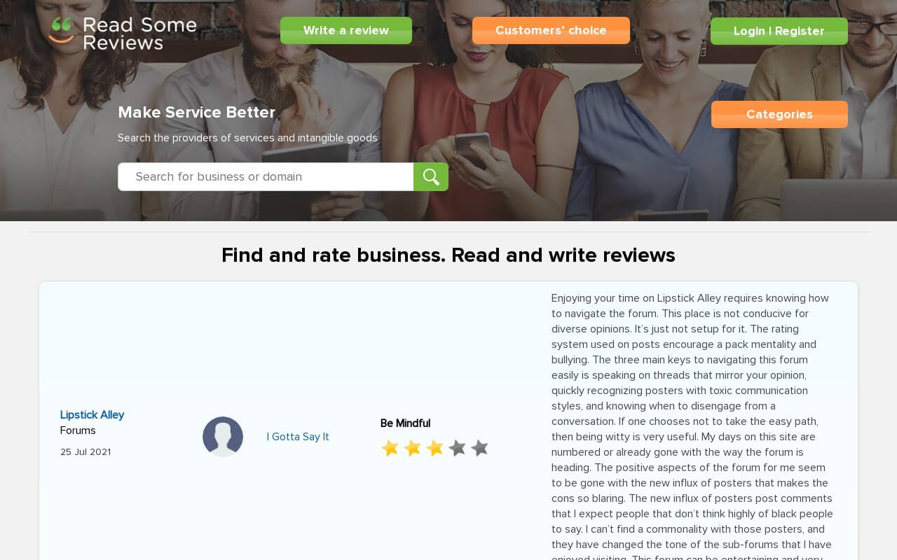ReadSomeReviews on ReadSomeReviews