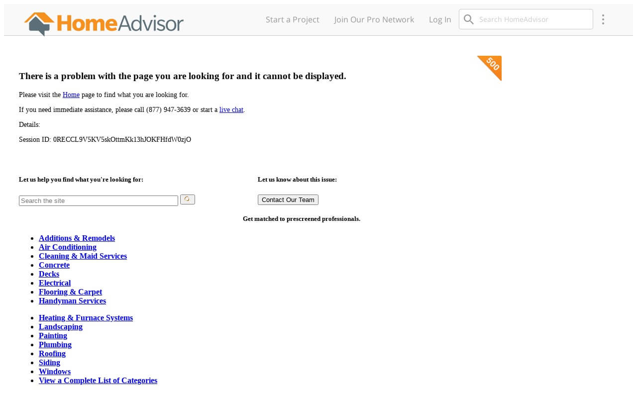HomeAdvisor on ReadSomeReviews
