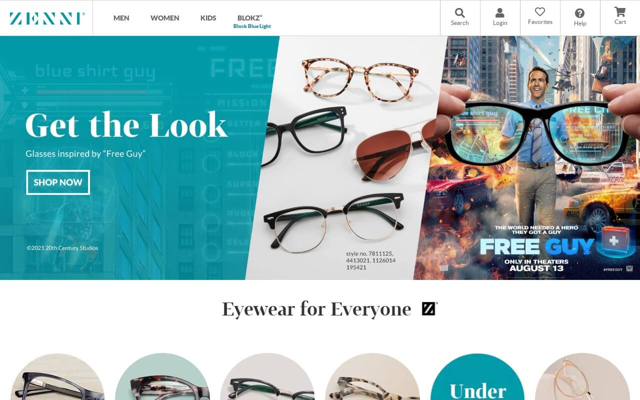 Zennioptical on ReadSomeReviews