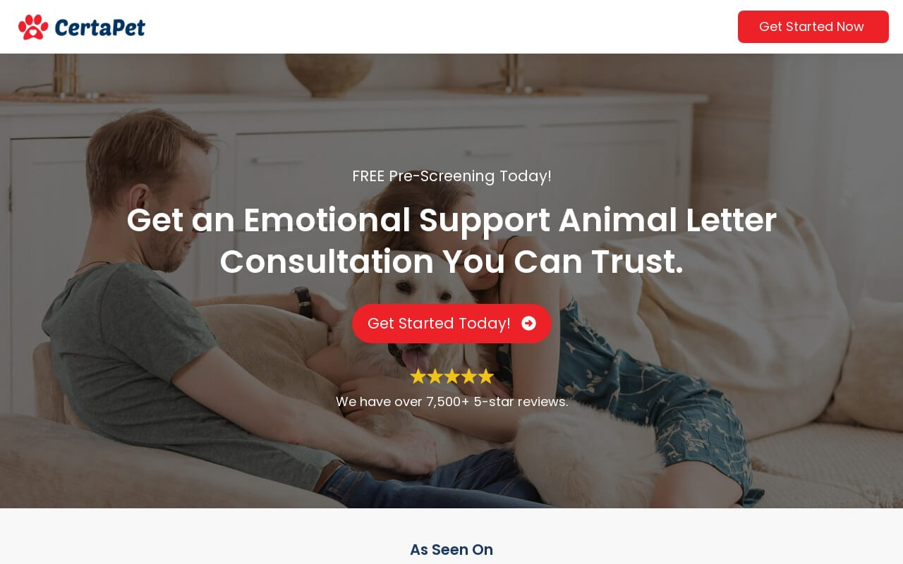 Certapet on ReadSomeReviews