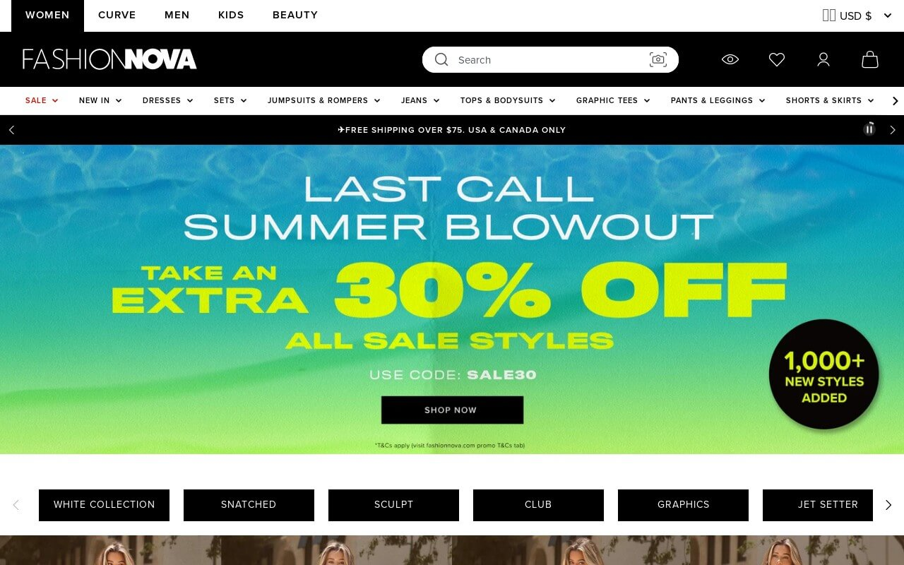 Fashion Nova on ReadSomeReviews