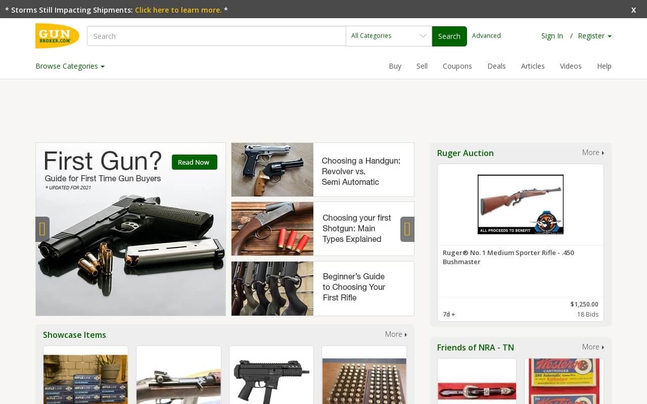 GunBroker on ReadSomeReviews