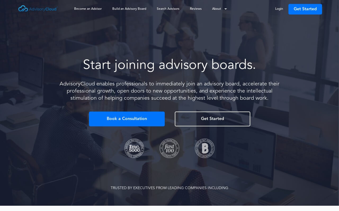 AdvisoryCloud on ReadSomeReviews