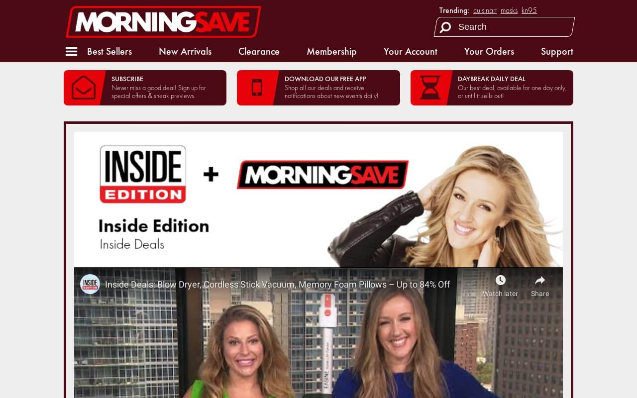 Morningsave on ReadSomeReviews
