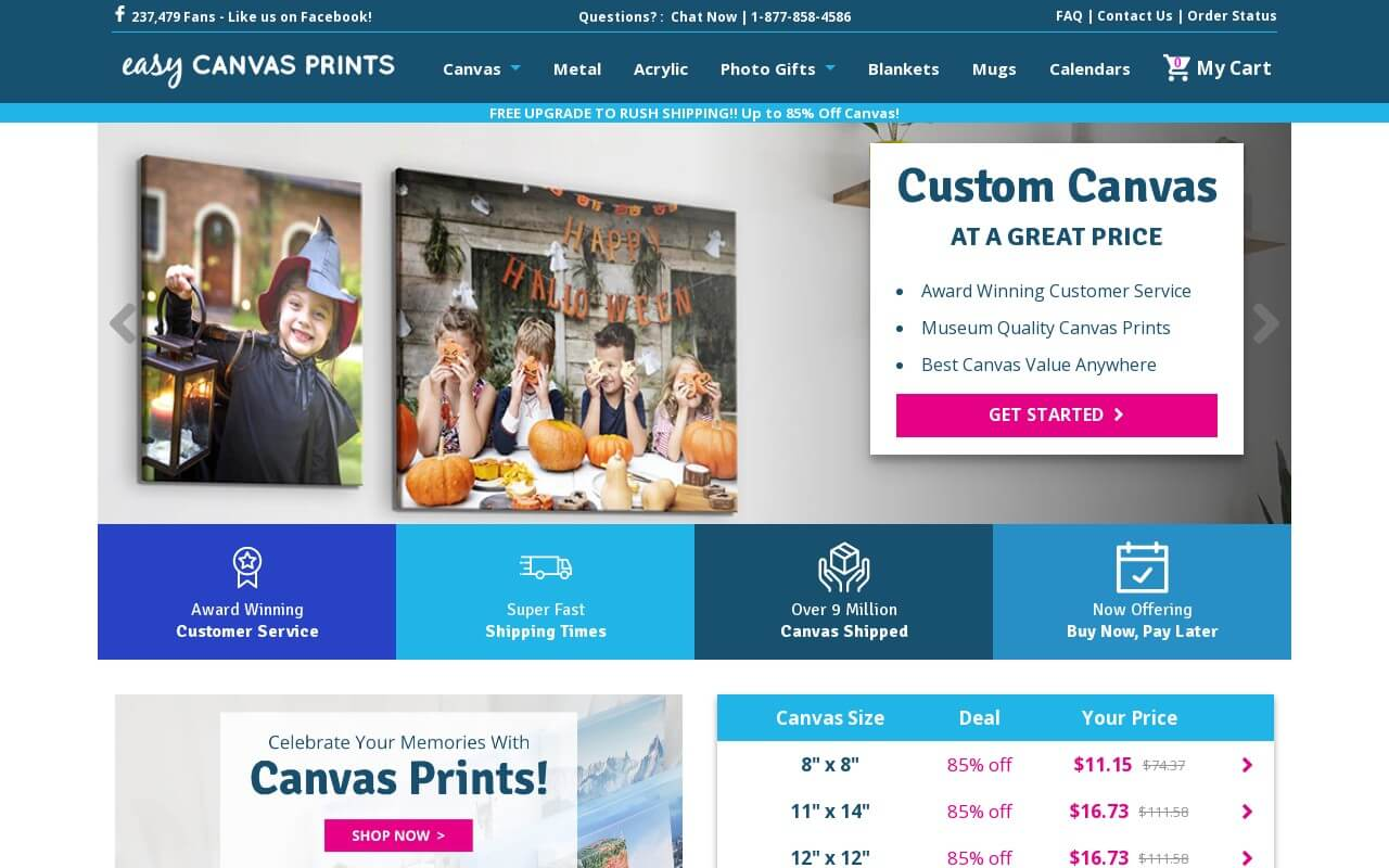 Canvas Prints on ReadSomeReviews