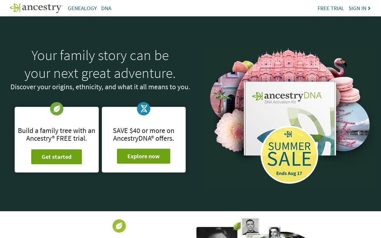 Ancestry on ReadSomeReviews