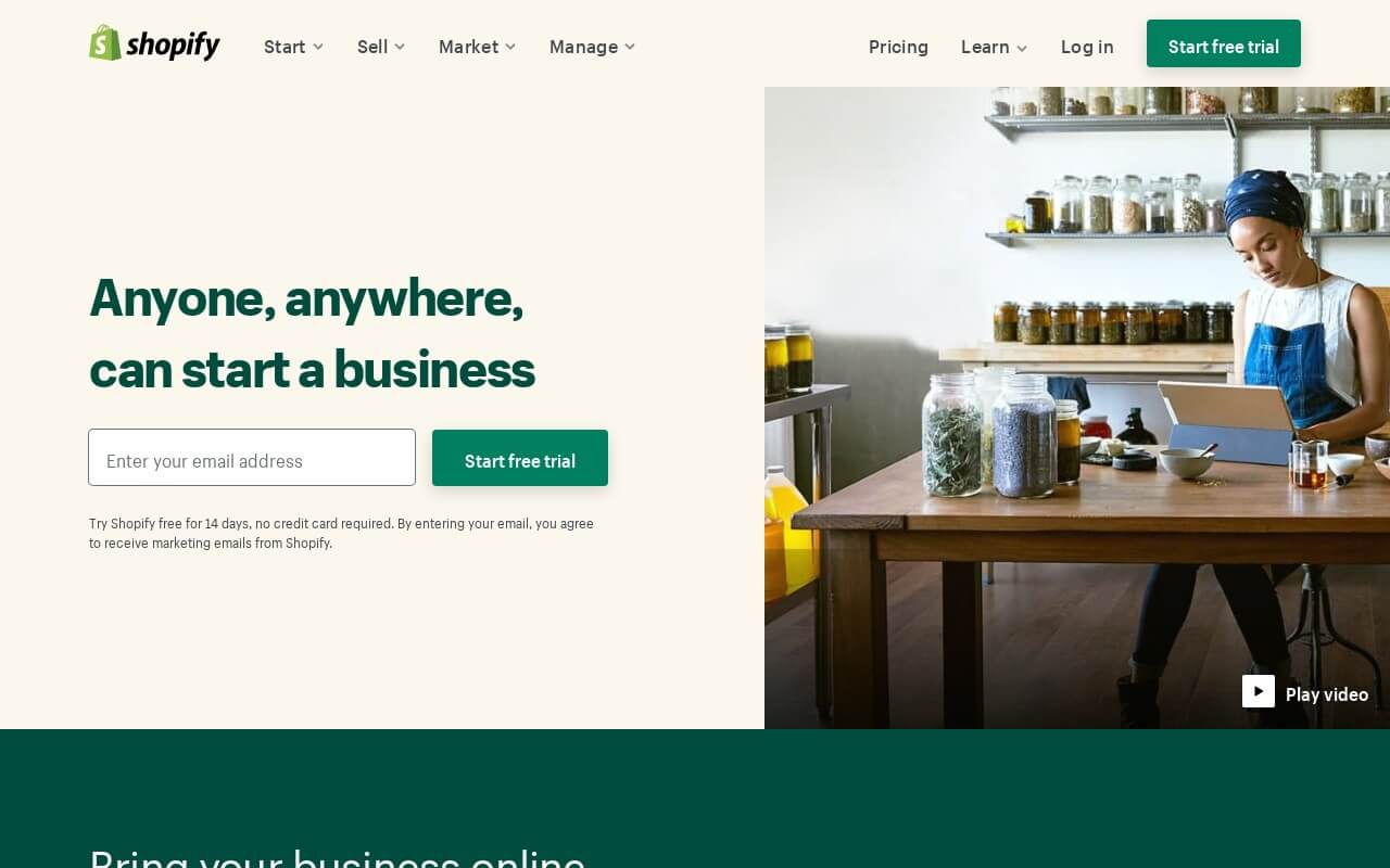 Shopify on ReadSomeReviews