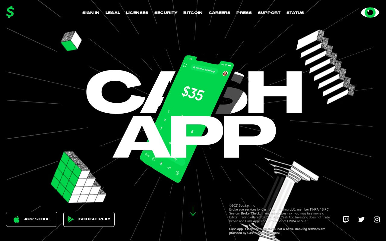 Cash App on ReadSomeReviews