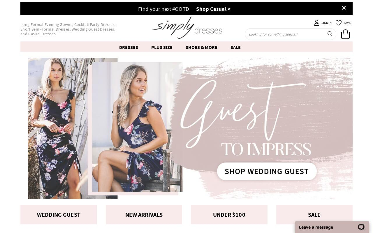 Simplydresses on ReadSomeReviews