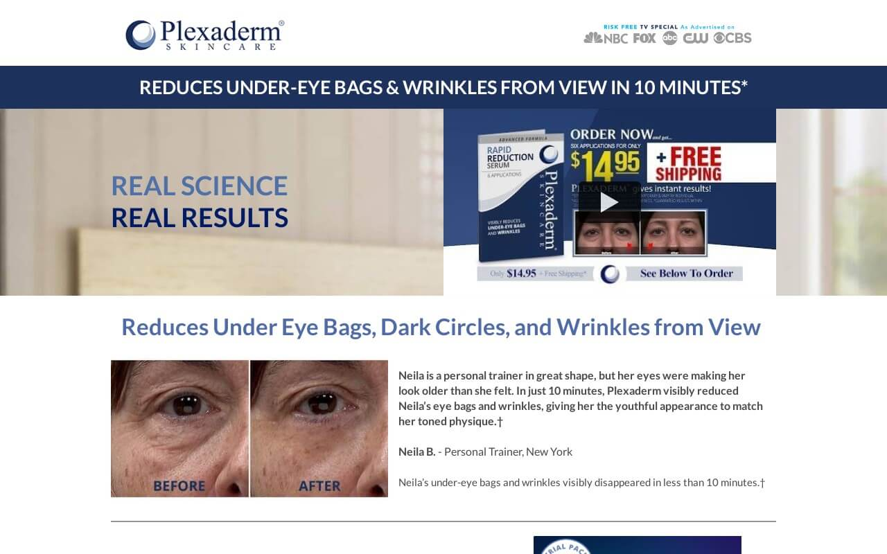 Plexaderm on ReadSomeReviews