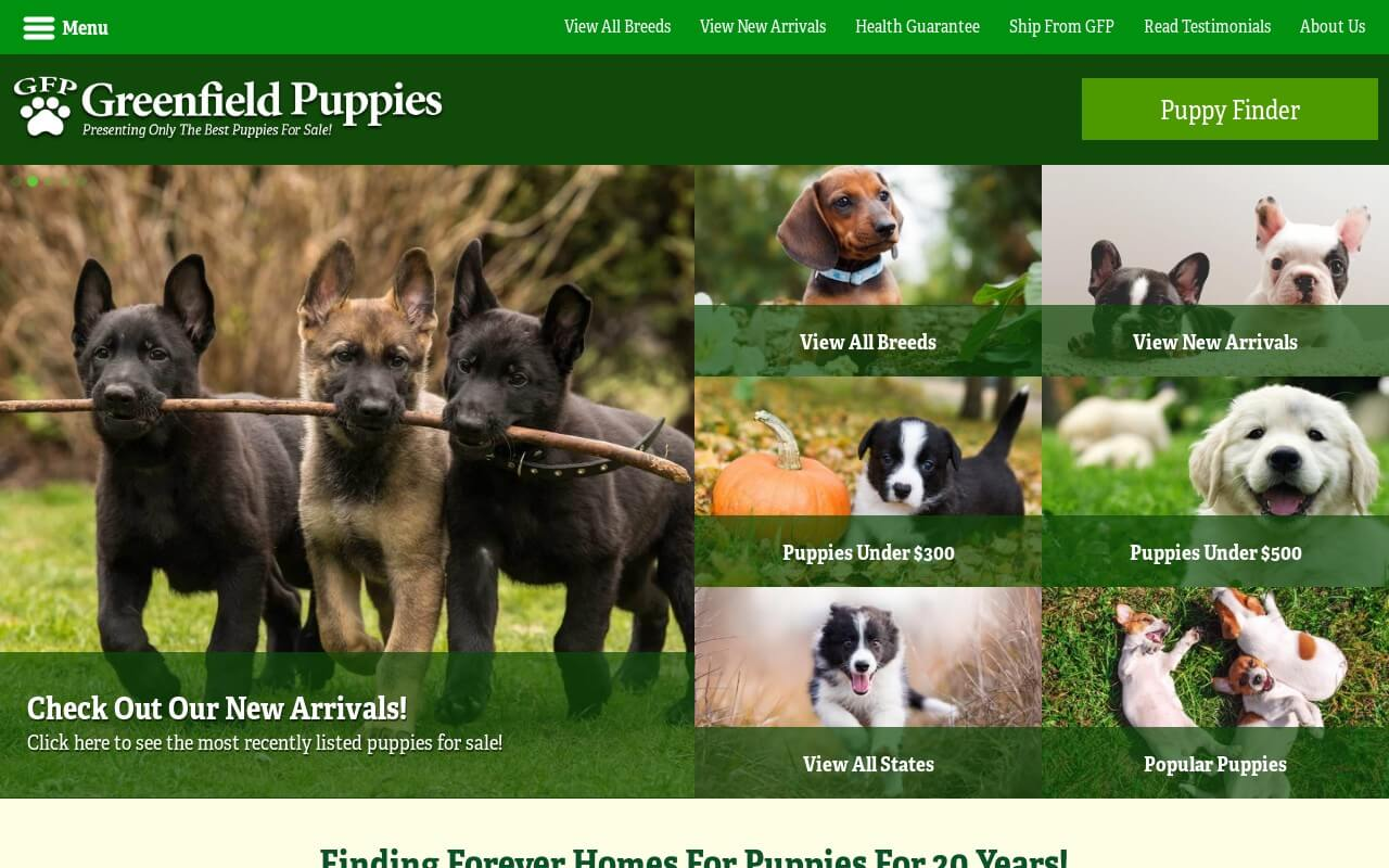 Find Your Perfect Puppy on ReadSomeReviews