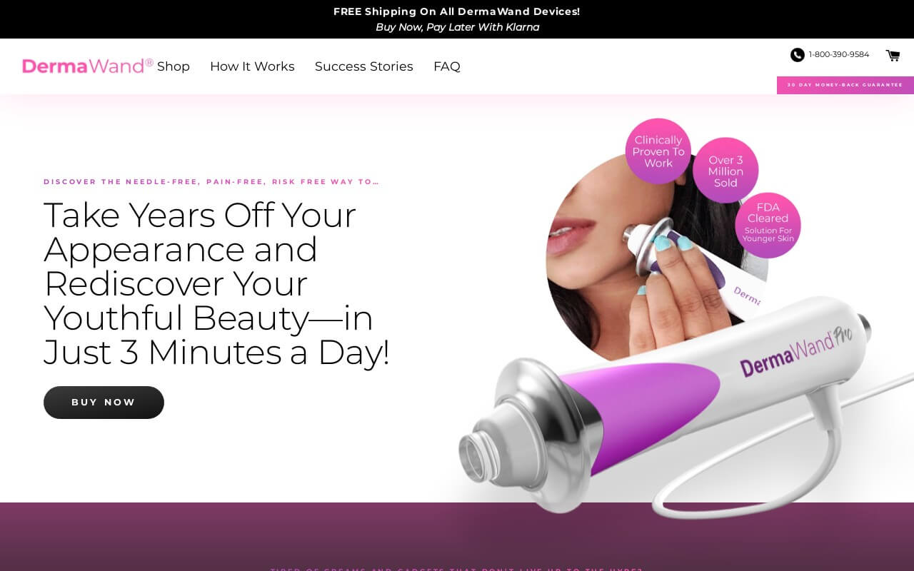 DermaWand on ReadSomeReviews