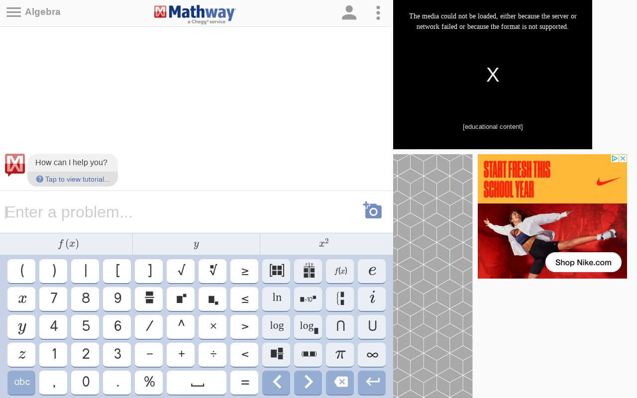 Mathway on ReadSomeReviews