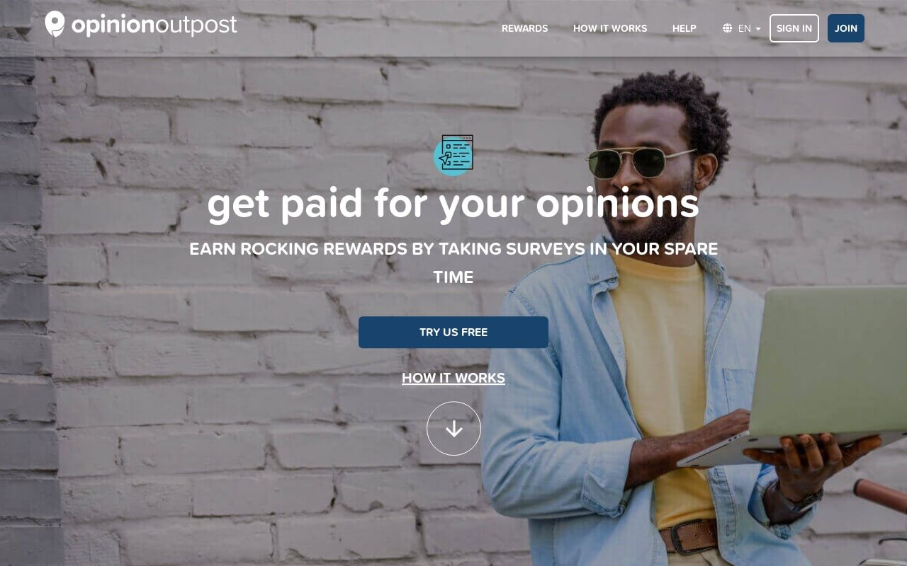 Opinion Outpost on ReadSomeReviews