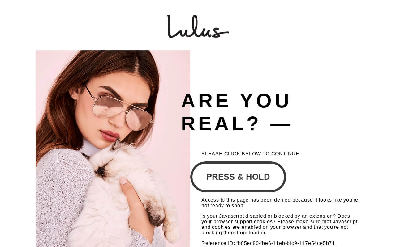 Lulus on ReadSomeReviews