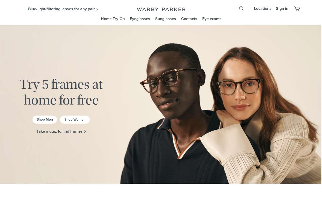 Warbyparker on ReadSomeReviews